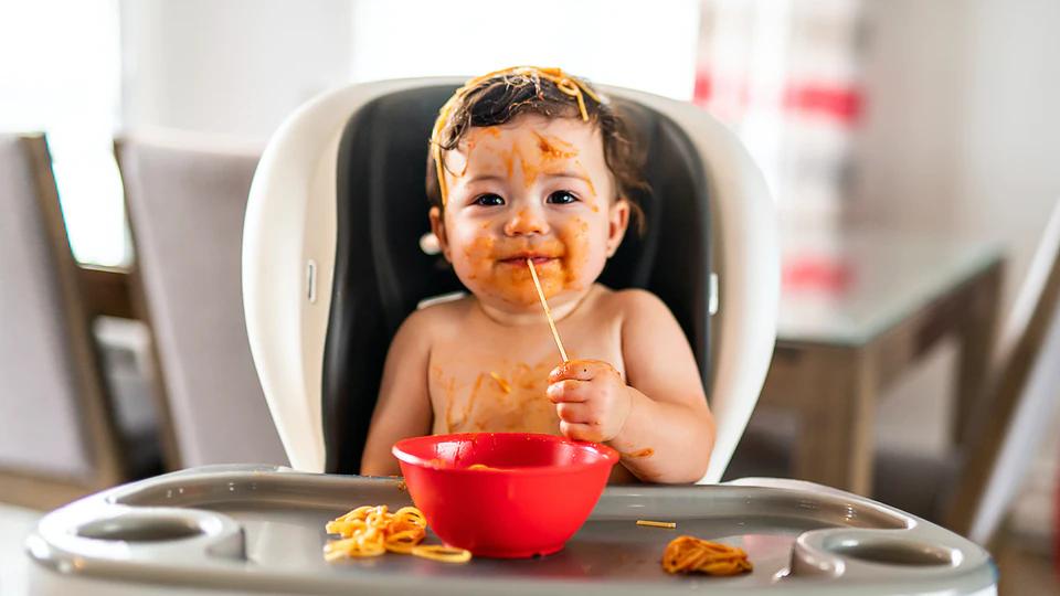 غذاهای نشاسته ای بیشتر مورد توجه بچه ها هستند