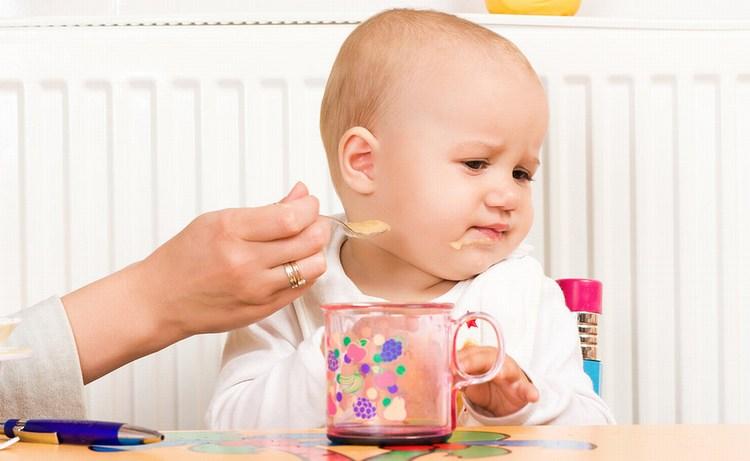 درمان بی اشتهایی نوزادان