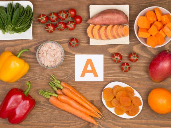 ویتامین آ (A)