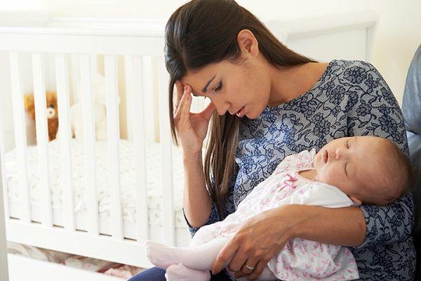 کمبود آهن پس از به دنیا آمدن نوزاد