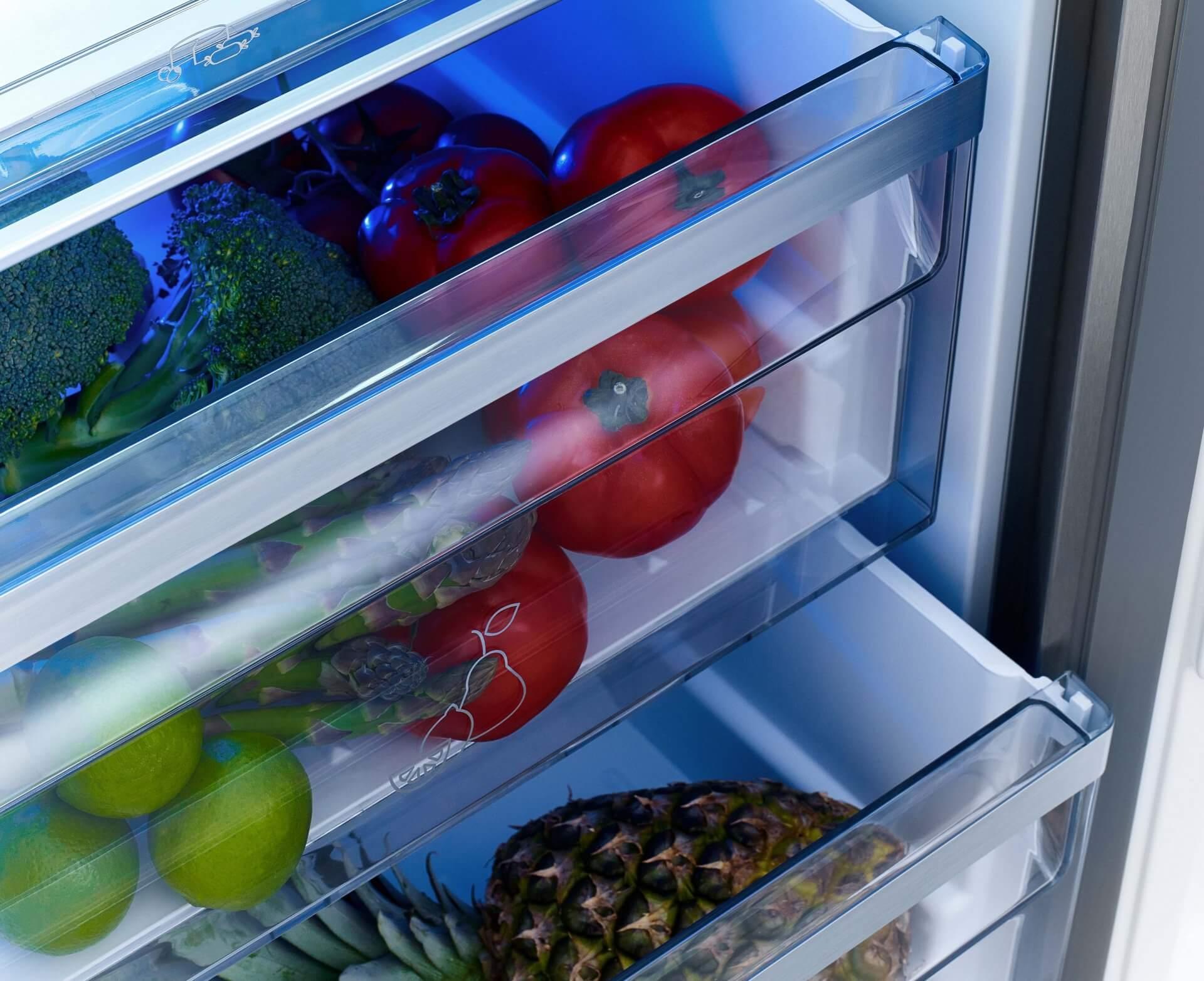 راهنما استفاده از یخچال و فریزر