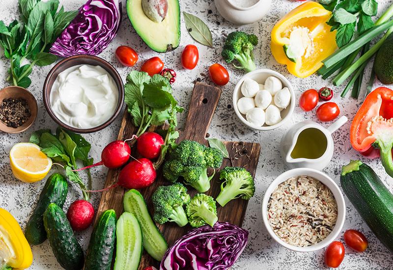 سبک مدیترانه ای رژیم غذایی برای روال IVF میتواند مفید می باشد