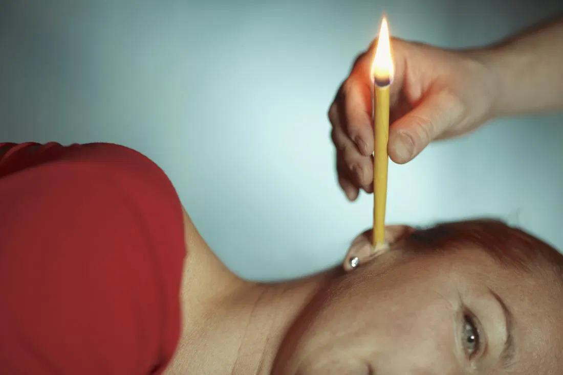 شمع پاکسازی گوش