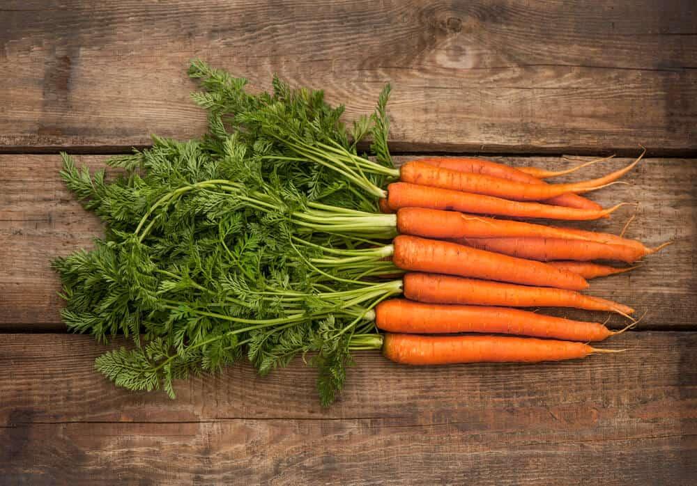 فواید خوردن هویج در بارداری