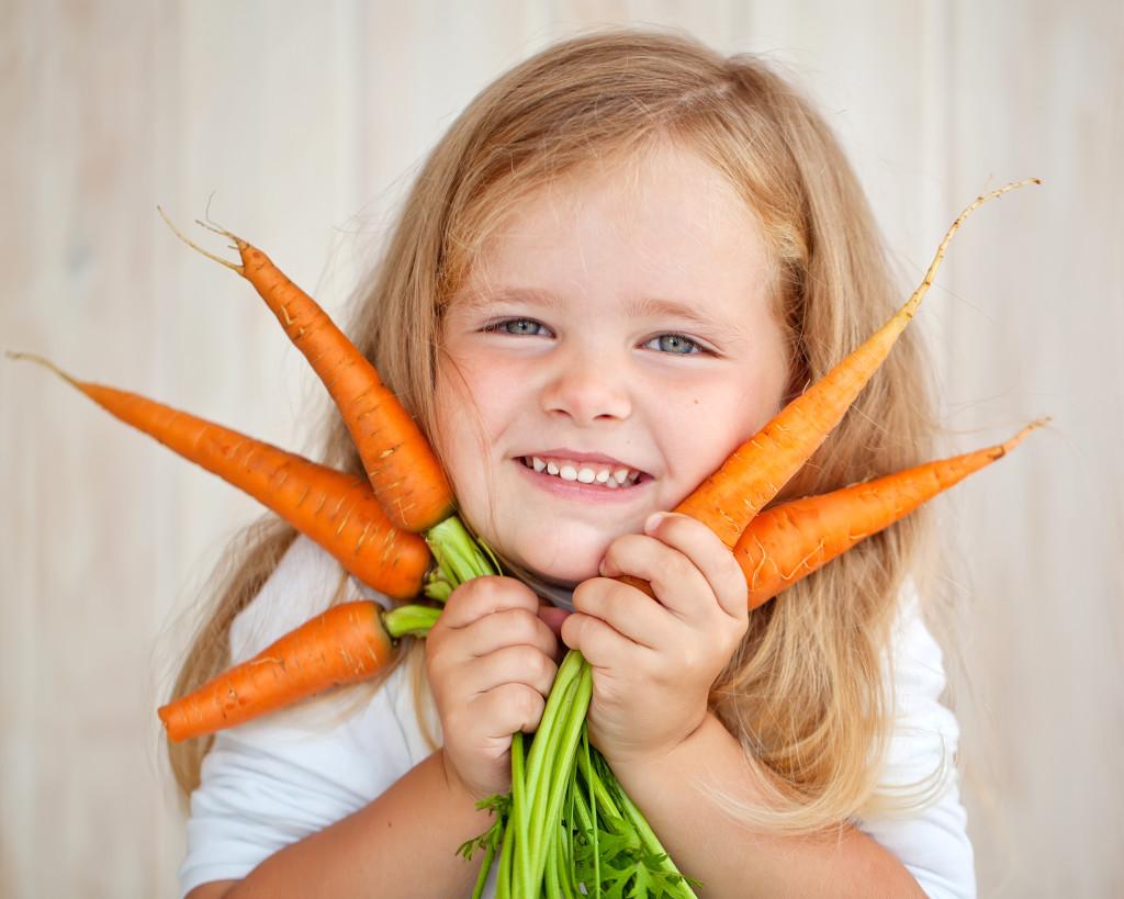 خطرات خوردن هویج در بارداری