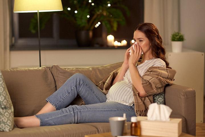 سینوزیت در دوران بارداری چقدر شایع است؟