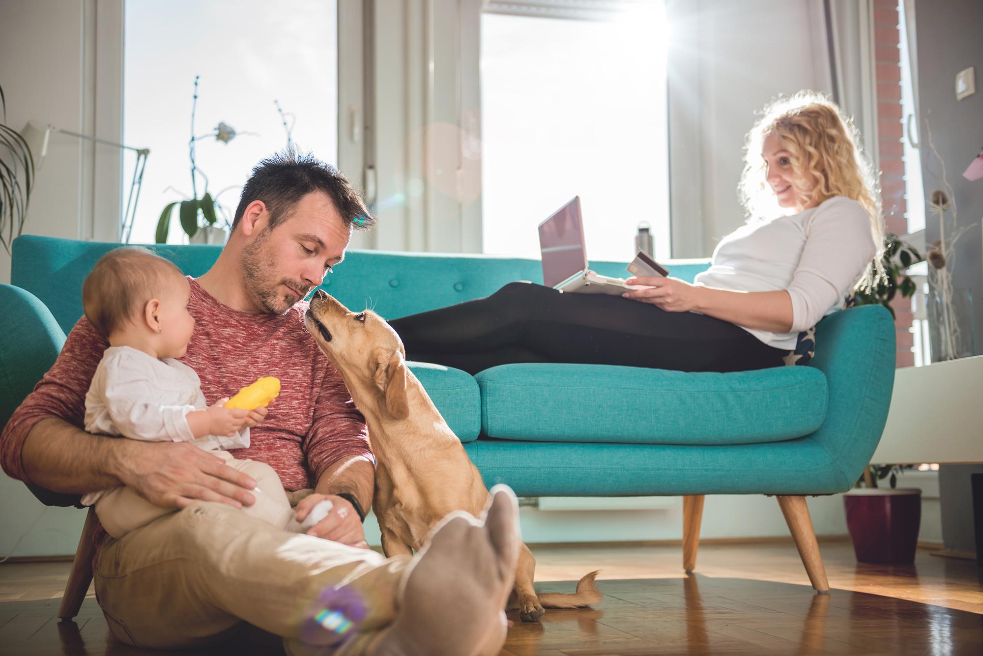 مشکلات بعد از بچهدار شدن