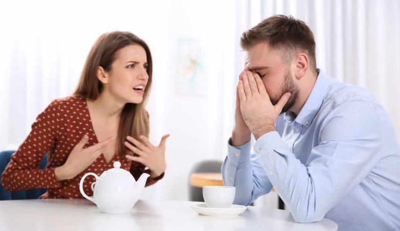 دلیل سرد برخورد کردن مردها با زن مورد علاقه خود