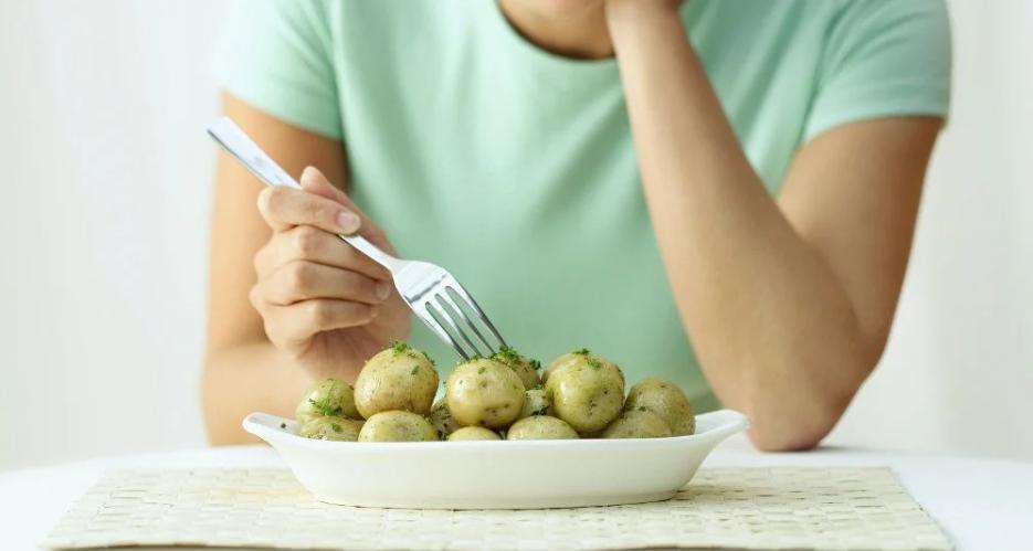 رژیم غذایی سیب زمینی و خطر از دست دادن ماهیچه ها