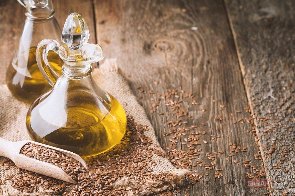 بهبود پوست در خواص سلامتی روغن بذر کتان