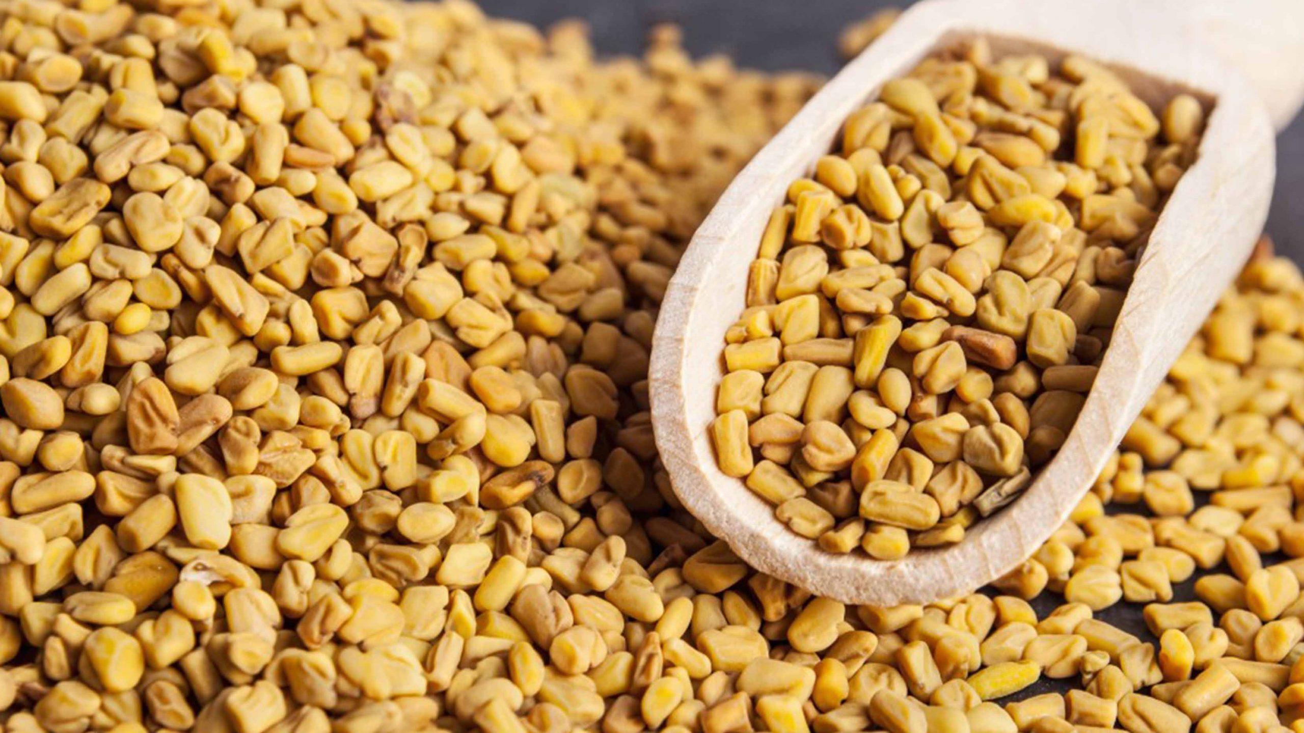 درمان خانگی ریزش موها پس از زایمان با دانه شنبلیله
