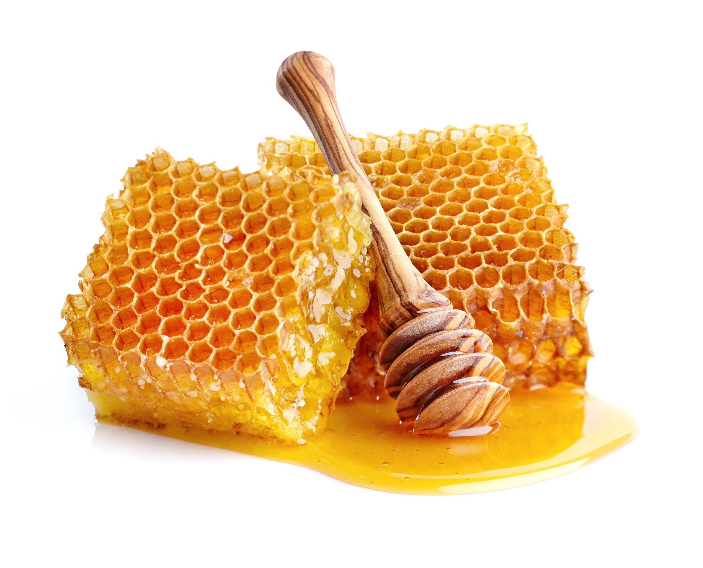 درمان طبیعی برای سرفه خشک با یک قاشق عسل