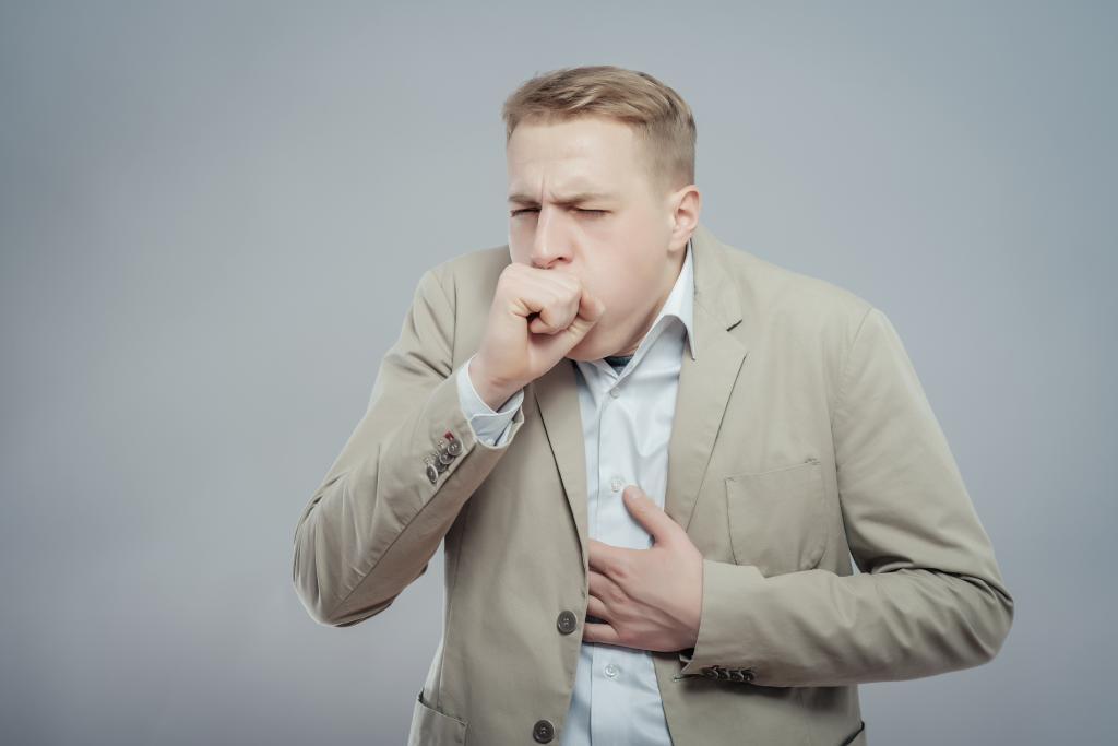 درمان طبیعی برای سرفه خشک