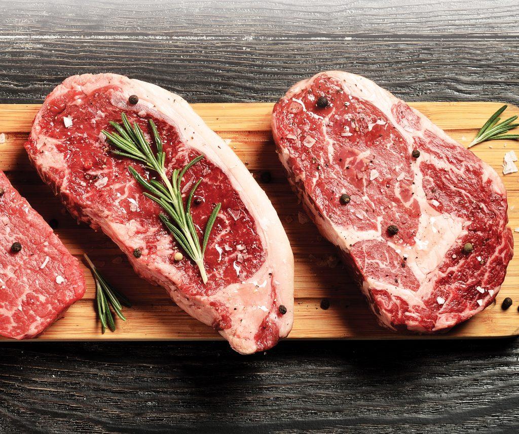 بهبود سریع زخم با گوشت قرمز