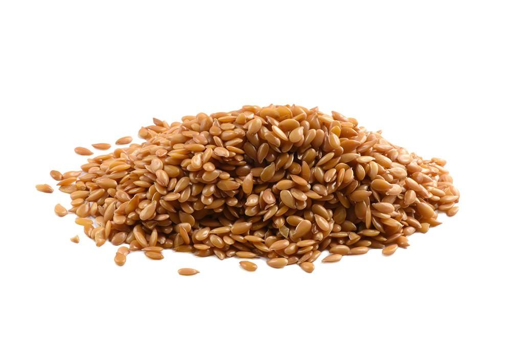 درمان خانگی ریزش موها پس از زایمان با دانه کتان و میوه های خشک