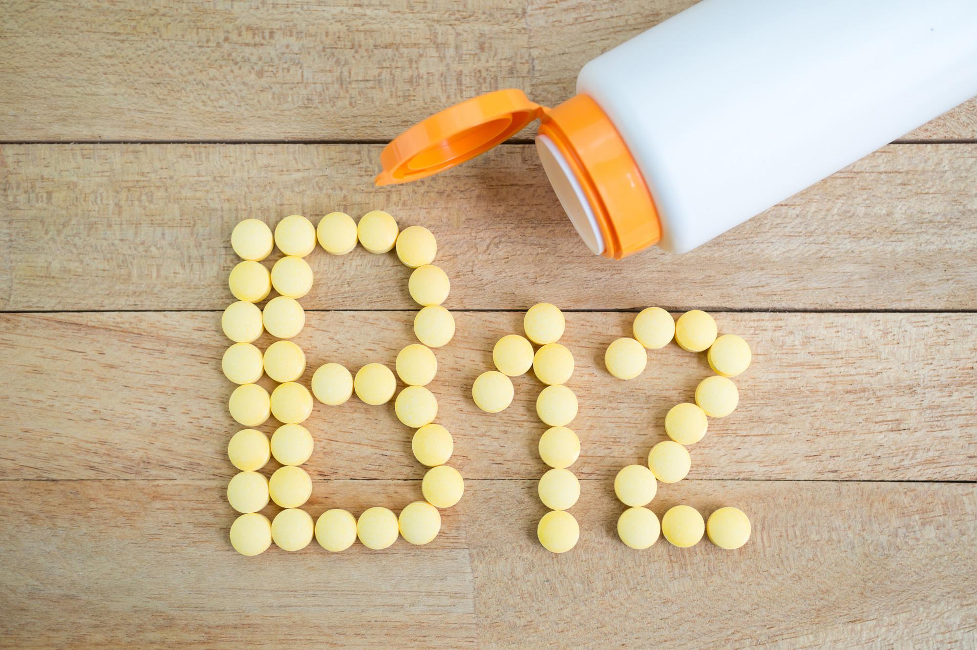عوارض جانبی ویتامین b12