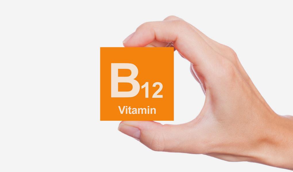 مصرف ویتامین b12