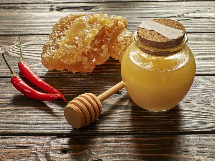 درمان طبیعی برای سرفه خشک با فلفل و عسل