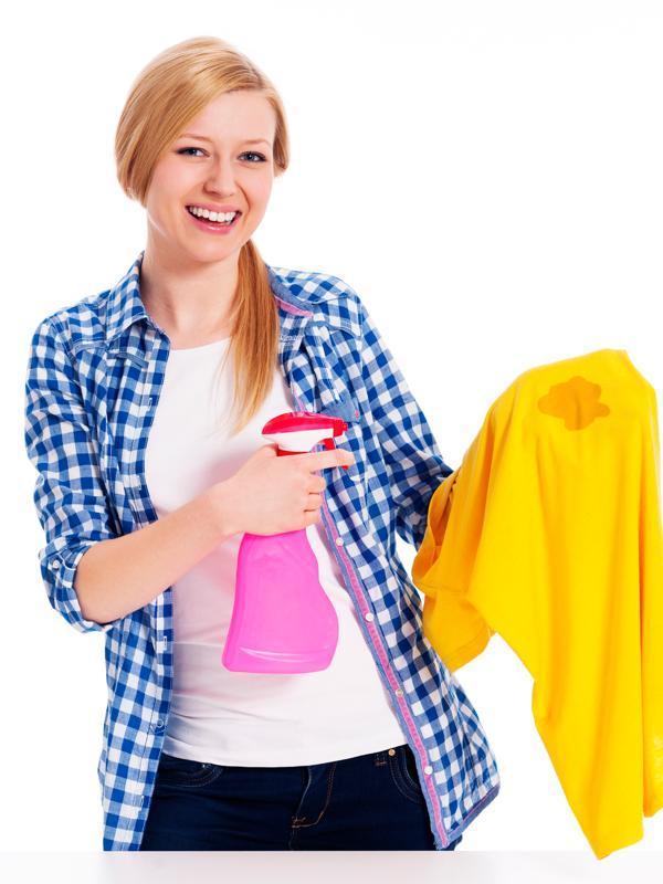 پاک کردن لکه روغن و چربی روی لباس به روش خانگی