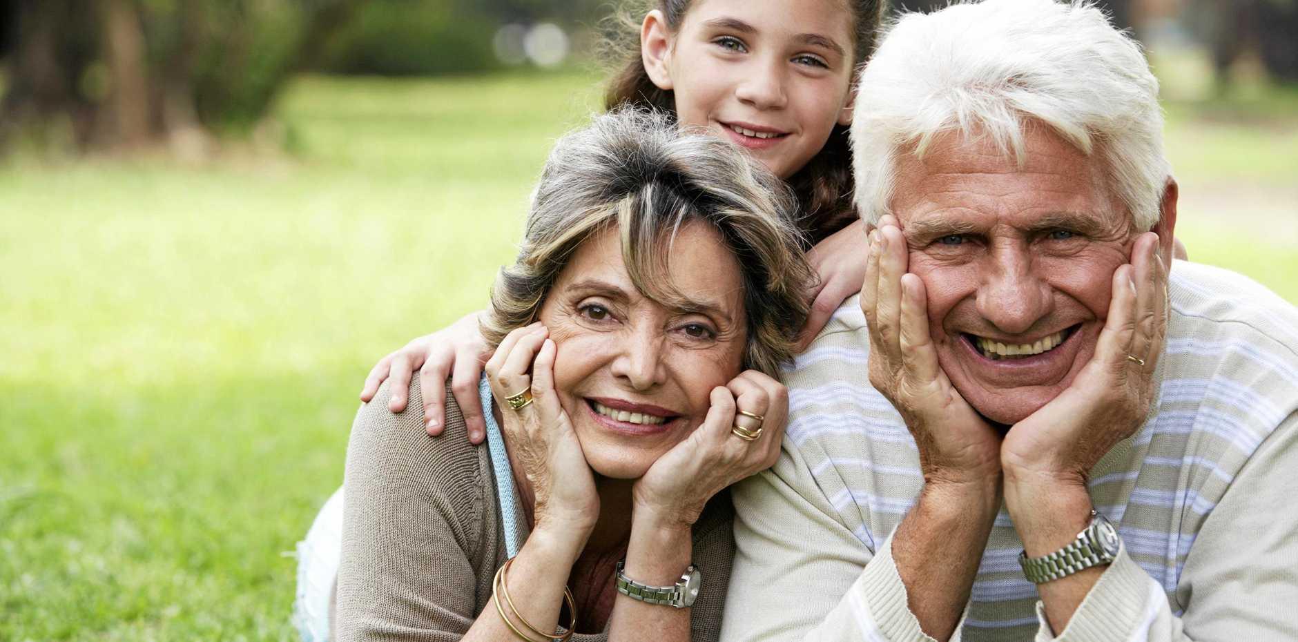 رابطه فرزند با پدربزرگ و مادربزرگ