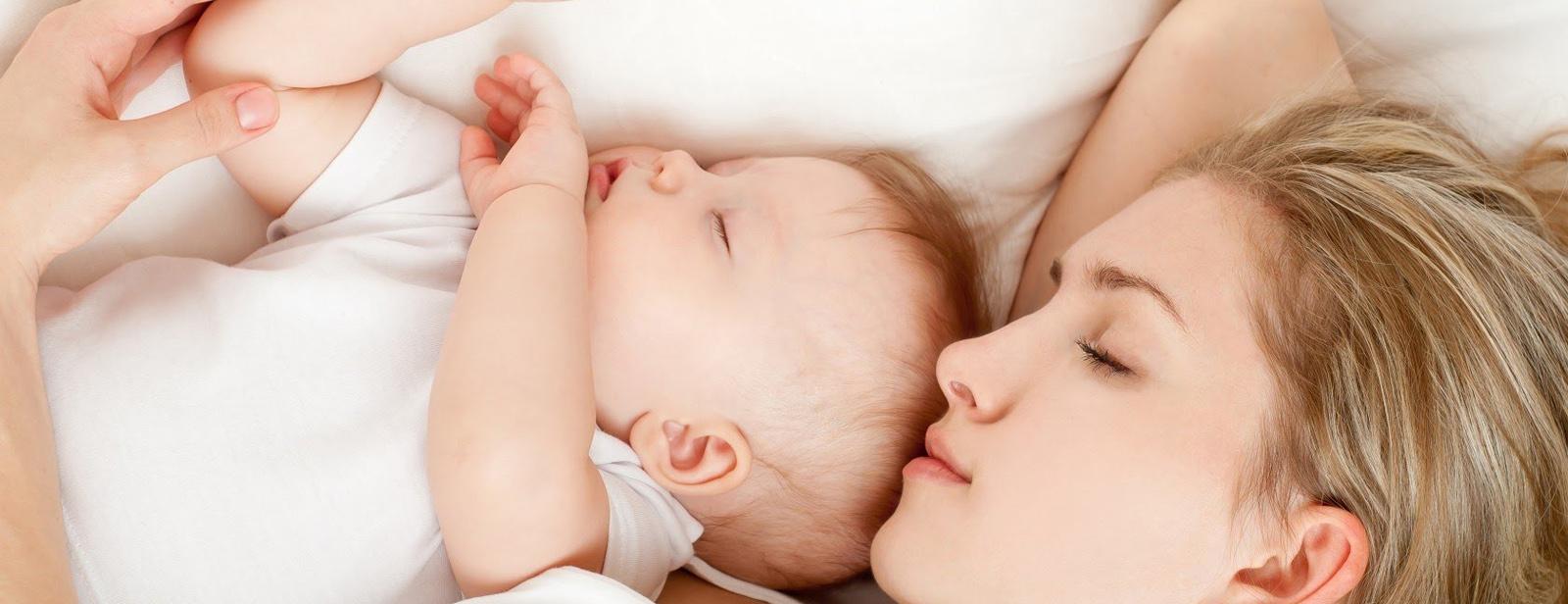 وضعیت شیردهی برای جلوگیری از انباشت گاز