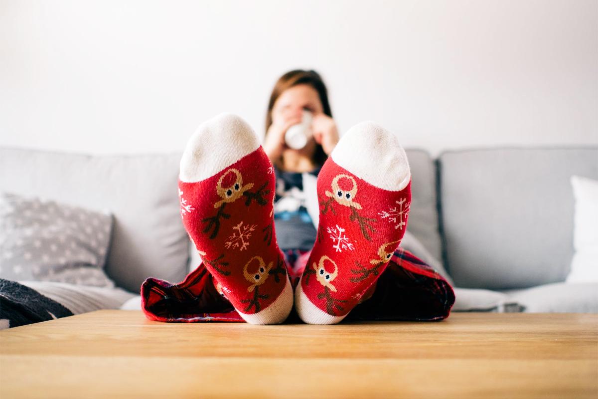 درمان سریع سردی پا با استفاده از پد گرمایشی