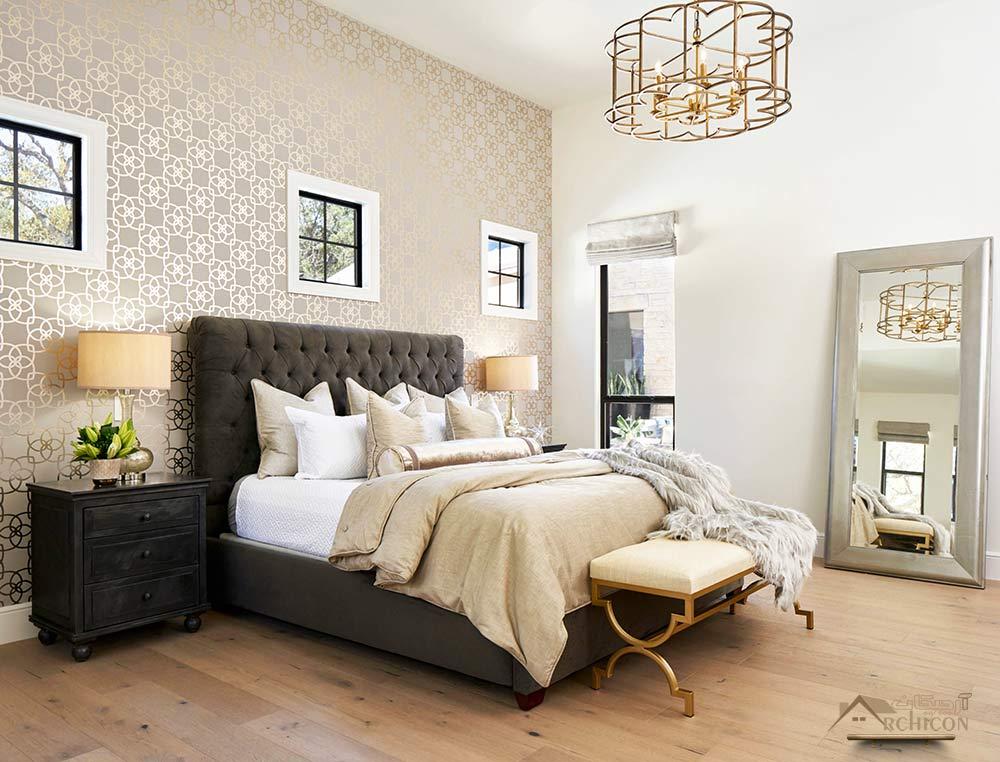 فنگ شویی اتاق خواب برای جذب عشق