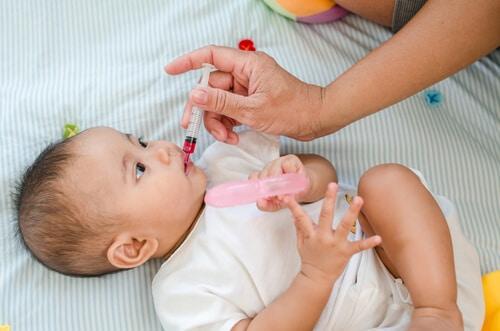 مصرف قطره استامینوفندر کودکان