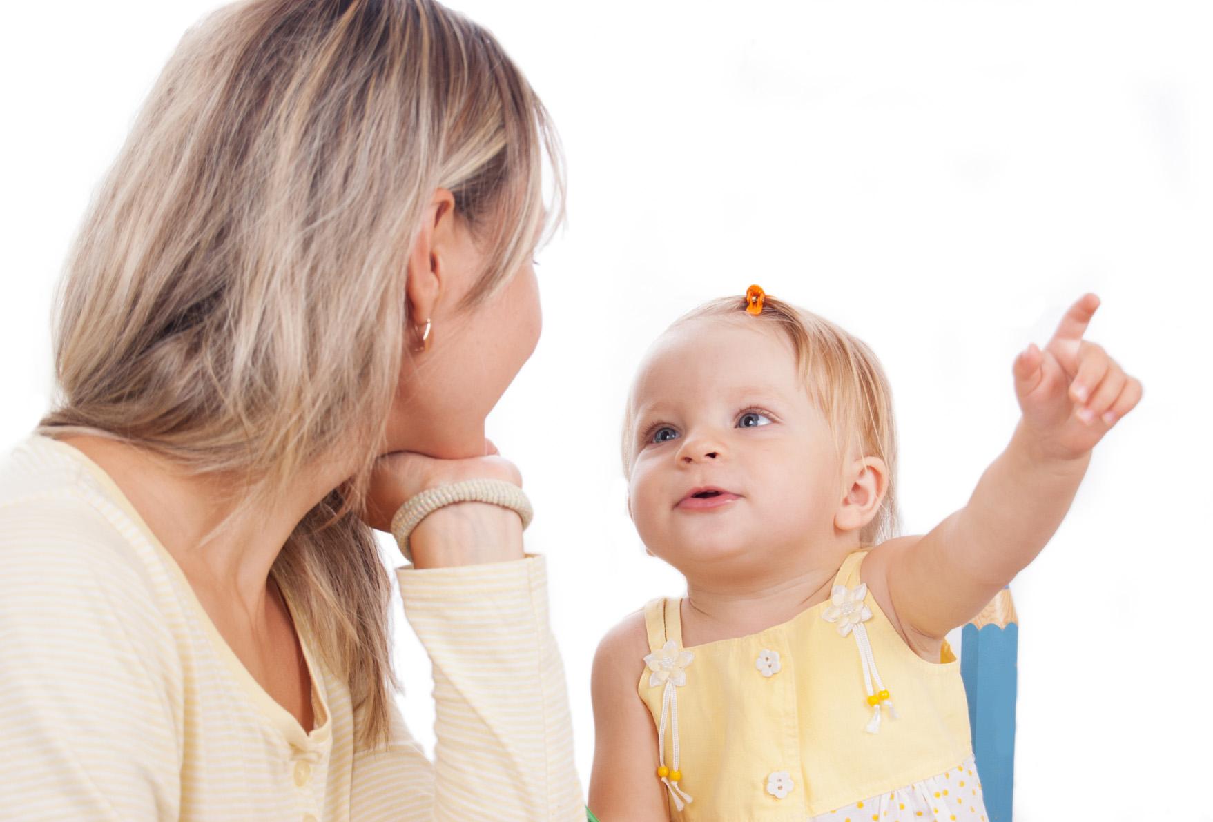 گفتگو برای روان صحبت کردن کودک