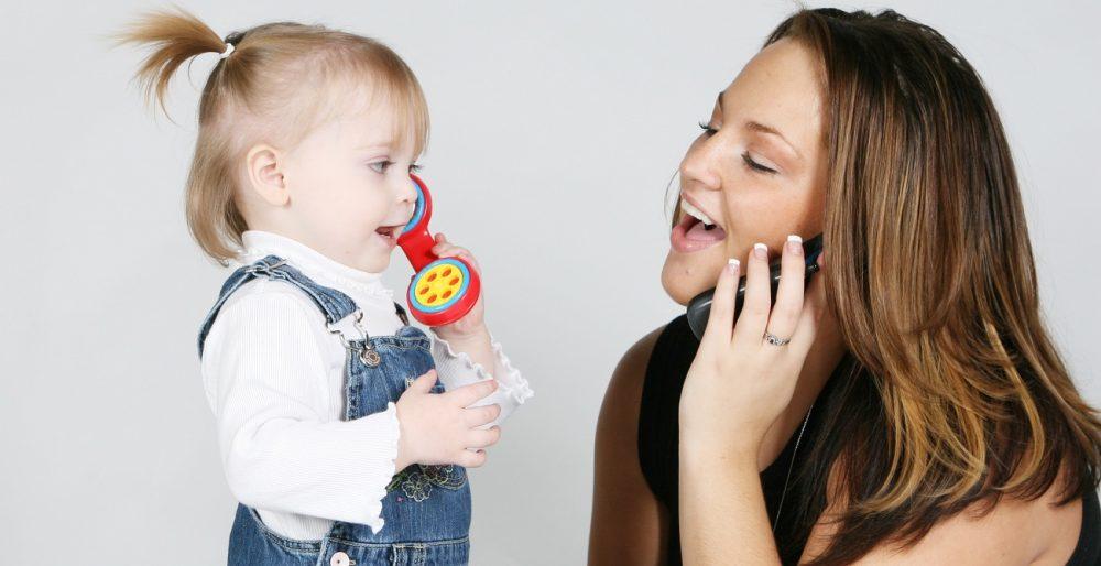 کمک به روان صحبت کردن کودک