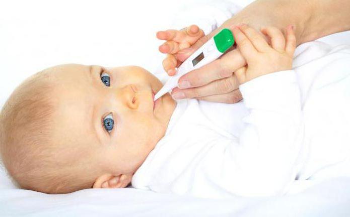 دلیل و علت دمای پایین بدن نوزاد