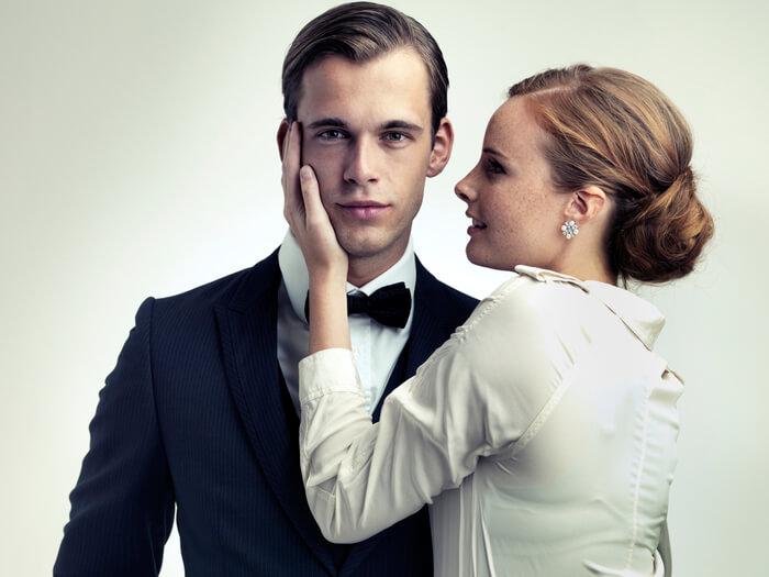 چرا شوهرم بهم نمیگه دوستت دارم او احساس می کند گفتن دوستت دارم خیلی چاپلوسانه خواهد بود