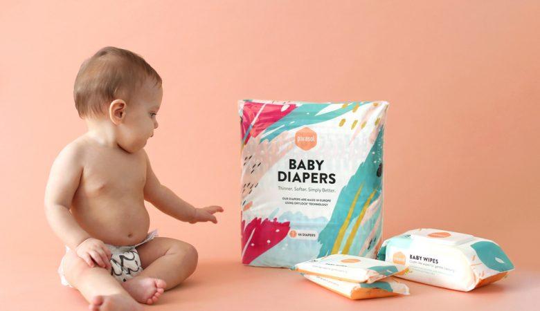8 نکته کلیدی راهنمای خرید بهترین پوشک برای نوزاد
