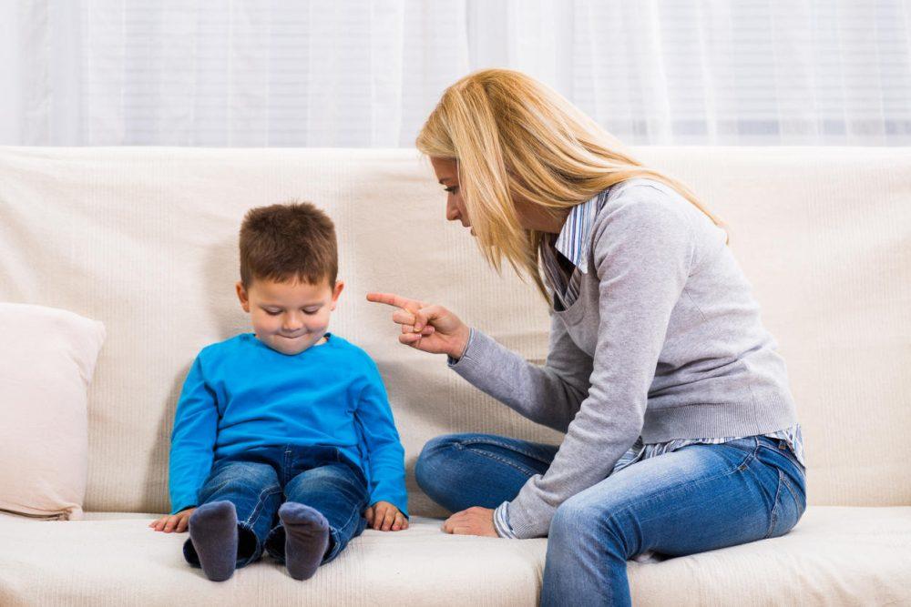تشویق و تنبیه کودکان
